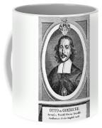Otto Von Guericke (1602-1686) Coffee Mug