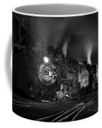 Our Best Side Black And White Coffee Mug