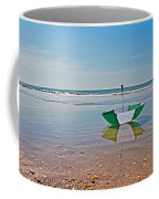 Out For A Stroll Coffee Mug by Betsy Knapp