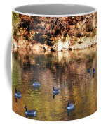 Out For A Swim Coffee Mug by Bill Cannon