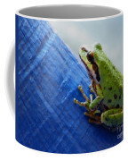 Out From Under The Blue Tarp Coffee Mug