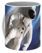 Out In Space Coffee Mug by Greg Kopriva