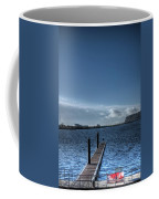 Out Into The Bay Coffee Mug