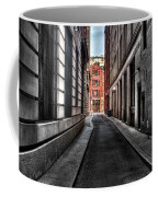 Out Of The Alley Coffee Mug