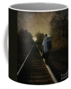 Out Of The Darkness Coffee Mug by Betty LaRue