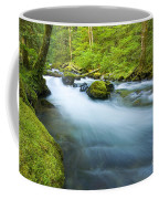 Out Of The Rainforest Coffee Mug by Mike  Dawson