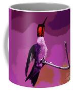Out On A Limb - Pink Coffee Mug
