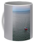 Out To Sea Coffee Mug by Chad Dutson