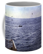 Out To Sea Coffee Mug by Madeline Ellis