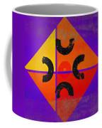 Outback De Stijl Coffee Mug
