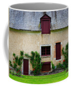 Outbuildings Of Chateau Cheverny Coffee Mug by Louise Heusinkveld
