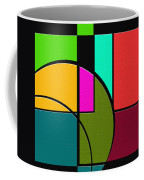Outs Coffee Mug by Ely Arsha