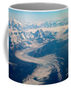 Over Alaska Coffee Mug