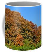 Over The Hedge Coffee Mug