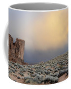 Over The Sagebrush Coffee Mug