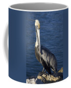 Over The Shoulder Pose Coffee Mug