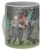 Over The Top Digital Art Coffee Mug