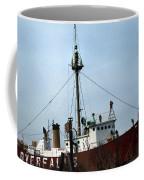 Overfalls Lightship Coffee Mug