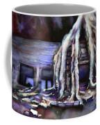 Overgrown Ruins- Cambodia Coffee Mug