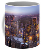Overlooking Central Park Coffee Mug