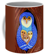 Owl And Owlettes Coffee Mug