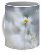 Ox-eyed Daisies, Kootenay National Coffee Mug