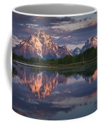 Oxbow Bend Reflecting Coffee Mug