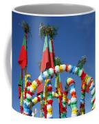 Oxen Cart Decorations Coffee Mug