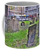 Oxford England Graveyard Coffee Mug