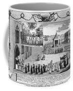 Oxford Martyrs, 1556 Coffee Mug by Granger