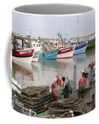 Oyster Harvest Coffee Mug