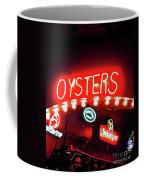 Oysters Coffee Mug
