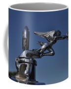 Packard Angel Hood Ornament Coffee Mug
