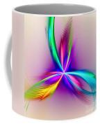 Pacock-feathers Coffee Mug