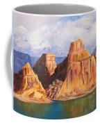 Padre Bay Lake Powell Coffee Mug