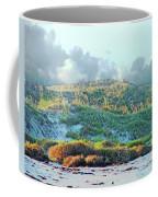 Padres Island National Park Beach Coffee Mug