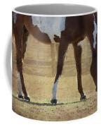 Paint Horse Coffee Mug by Betty LaRue