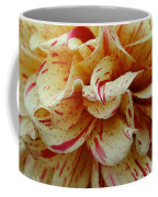 Paint Spattered Petals Coffee Mug