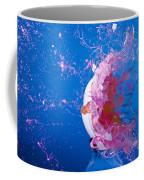 Paintball Hitting An Egg Coffee Mug
