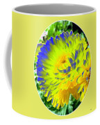 Painted Chrysanthemums Coffee Mug