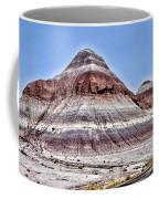 Painted Desert Mounds Coffee Mug