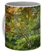 Painted Gardens Coffee Mug