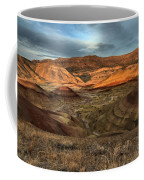 Painted Hills In The Fossil Beds Coffee Mug
