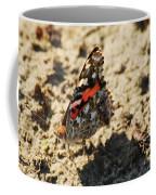 Painted Lady 8591 3341 Coffee Mug