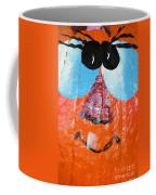 Painted Pumpkin 1 Coffee Mug