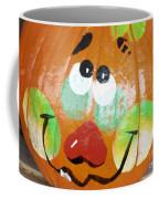 Painted Pumpkin 3 Coffee Mug