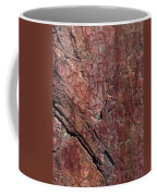 Painted Rocks At Hossa With Stone Age Paintings Coffee Mug
