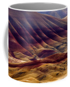 Painted With Red Coffee Mug