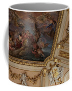 Palace Ceiling Detail Coffee Mug