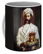 Palace Hotel Chef Coffee Mug